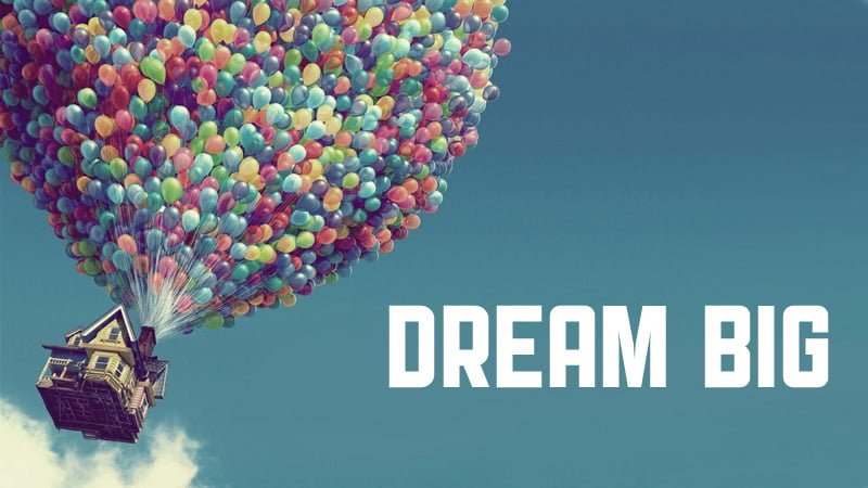 Are you dreaming big for 2016?